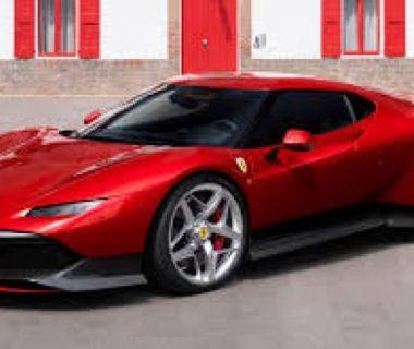 Ferrari jazda
